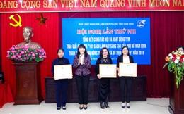Phụ nữ Nam Định xây mới và sửa chữa 20 mái ấm tình thương trị giá hơn 500 triệu đồng