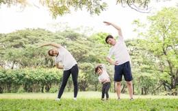 """Gia đình trẻ và xu hướng """"chăm sóc sức khỏe toàn diện"""""""