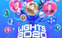 """""""Lễ hội ánh sáng Countdown Lights 2020"""" trên phố đi bộ Nguyễn Huệ có gì đặc biệt?"""