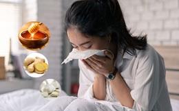 3 cách ngăn ngừa và trị cảm cúm bằng mật ong