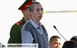 """Bùi Văn Công lớn tiếng nói """"bị cáo bị oan"""" tại tòa"""
