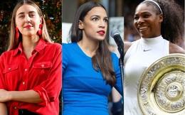 20 phụ nữ có tầm ảnh hưởng lớn trong thập niên 2010 - 2019