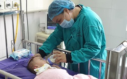 Sử dụng kỹ thuật tuần hoàn ngoài cơ thể để cứu sống trẻ bị suy hô hấp nặng