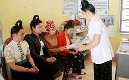 Phòng chống suy dinh dưỡng bà mẹ và trẻ em từ chăm sóc 1.000 ngày đầu đời