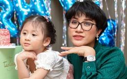 Nổi da gà với hành trình sinh con của người mẫu Trang Trần