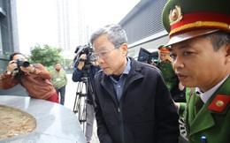 Cựu Bộ trưởng Nguyễn Bắc Son lĩnh án chung thân