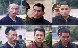 Tuyên 6 án tử hình trong vụ án sát hại nữ sinh giao gà ở Điện Biên