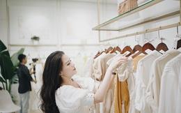 MC-NTK Huyền Châu với mô hình 'bữa tiệc thời trang'