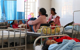 85 người đi cấp cứu, nghi bị ngộ độc sau khi ăn đồ từ thiện