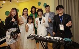 Dạy âm nhạc miễn phí cho trẻ em khó khăn