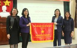 Hội LHPN tỉnh Bắc Ninh 3 năm liên tiếp được TƯ Hội LHPNVN tặng Cờ thi đua