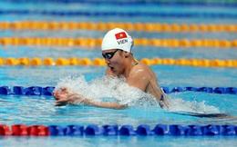 SEA Games 30: Ánh Viên giành huy chương vàng môn bơi lội