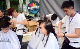 Làm đẹp cùng L'Oreal trong Ngày hội Mottainai 2019