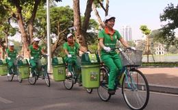 Hà Nội ra chỉ tiêu 100% rác sinh hoạt được thu gom vận chuyển trong ngày