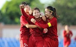 Bóng đá nữ Việt Nam hướng đến bảo vệ tấm Huy chương Vàng SEA Games