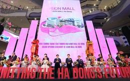 Aeon Việt Nam khai trương trung tâm thương mại lớn nhất tại Hà Đông