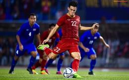 SEA Games 30: U22 Việt Nam vào bán kết sau trận hòa Thái Lan