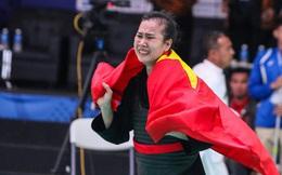 SEA Games 30: VĐV Trần Thị Thêm giành Huy chương Vàng pencak silat
