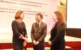 Xây dựng Chiến lược quốc gia về bình đẳng giới giai đoạn 2021 - 2030