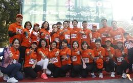 Cán bộ, nhân viên ngân hàng SHB được trao giải cuộc thi Mottainai Run