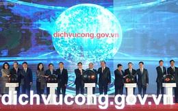 Cổng Dịch vụ công Quốc gia chính thức khai trương