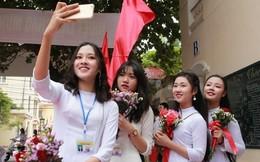 Học sinh cả nước hào hứng bước vào năm học mới