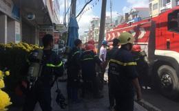 TP Vũng Tàu: Cháy tại chi nhánh ngân hàng Ocean Bank trưa mùng 3 Tết
