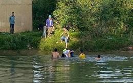 Cứu sống nữ sinh lớp 10 gieo mình tự tử ở sông Dinh