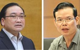 Bộ Chính trị cảnh cáo ông Hoàng Trung Hải, khiển trách ông Triệu Tài Vinh