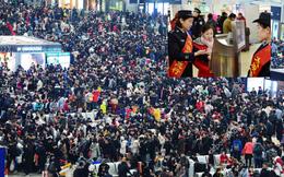 Hơn 3 tỷ lượt người tham gia xuân vận ở đất nước đông dân nhất thế giới