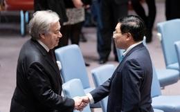 Hội đồng Bảo an Liên hợp quốc thông qua tuyên bố Chủ tịch do Việt Nam chủ trì soạn thảo