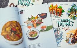 Trải nghiệm ẩm thực sống động, đầy màu sắc qua tranh vẽ