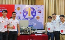 Sinh viên Bách Khoa và hành trình chế tạo máy lấy tơ sen đầu tiên ở Việt Nam