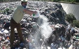Phát hiện gần 8.000 sản phẩm không rõ nguồn gốc xuất xứ, bốc mùi hôi thối