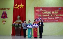 """Hội LHPN Việt Nam mang """"Tết yêu thương"""" đến người dân Cát Tiên (Lâm Đồng)"""