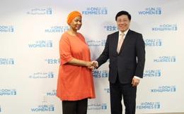Liên hợp quốc đánh giá cao Việt Nam trong thúc đẩy bình đẳng giới