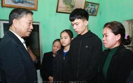 Truy tặng huân chương và công nhận liệt sỹ cho 3 chiến sỹ hi sinh ở Đồng Tâm