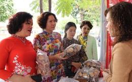 10 ngày vàng giới thiệu sản phẩm an toàn của doanh nhân nữ Thủ đô