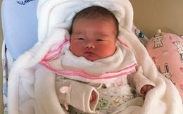 Bé sơ sinh chào đời nặng 5,1kg