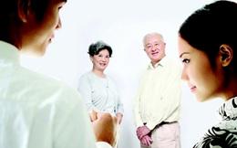 Tự ý thay đổi nghề nghiệp của bố mẹ vợ tương lai