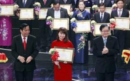Báo PNVN đoạt 2 giải báo chí Búa liềm vàng lần thứ IV