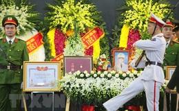 Tổ chức trọng thể Lễ tang 3 liệt sỹ hy sinh tại Đồng Tâm