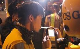Hà Nội: Hơn 300 trường hợp bị xử lý nồng độ cồn, tước 271 giấy phép lái xe
