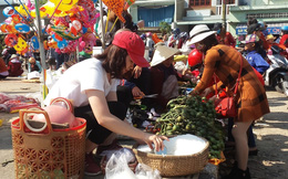 """Phiên chợ """"se duyên"""" mỗi năm họp một lần vào mùng 1 Tết Nguyên đán"""