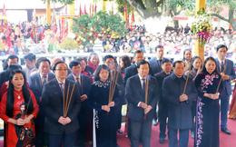 Kỷ niệm 1980 năm Khởi nghĩa Hai Bà Trưng và khai mạc Lễ hội đền Hai Bà Trưng năm 2020