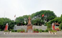 Hội LHPN Việt Nam dâng hương tại Khu di tích Đền thờ Nguyên phi Ỷ Lan