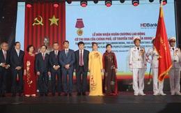 HDBank nhận Huân chương Lao động nhân kỷ niệm 30 năm thành lập