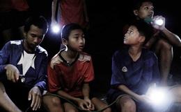 Bộ phim tái hiện chân thực cuộc giải cứu đội bóng nhí Thái Lan bị kẹt trong hang sâu