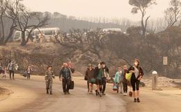 Thảm cảnh của người dân Australia trong nạn cháy rừng