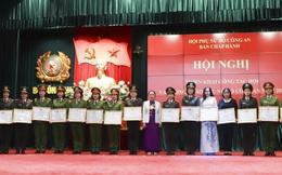 4 thành tích nổi bật giúp Hội phụ nữ Bộ Công an được tặng cờ Đơn vị dẫn đầu phong trào thi đua năm 2019